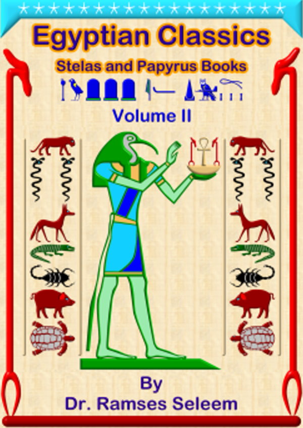 Ancient Egyptian Classics Volume Two